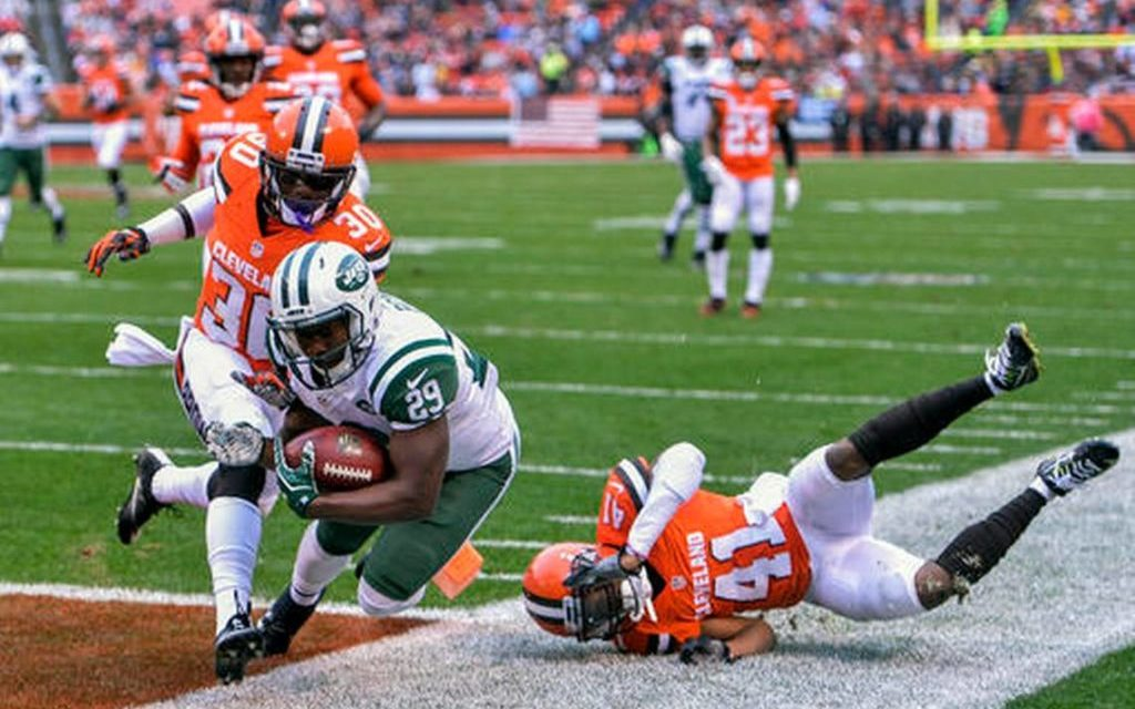 NY Jets Squeak by Hapless Cleveland Browns 31-28 for 2 Straight