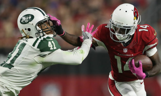 Hapless NY Jets Lose Four in a Row to Arizona Cardinals 28-3