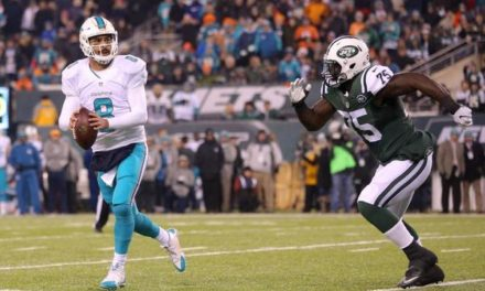 NY Jets Suffers Another Demolition by the Miami Dolphins 34-13