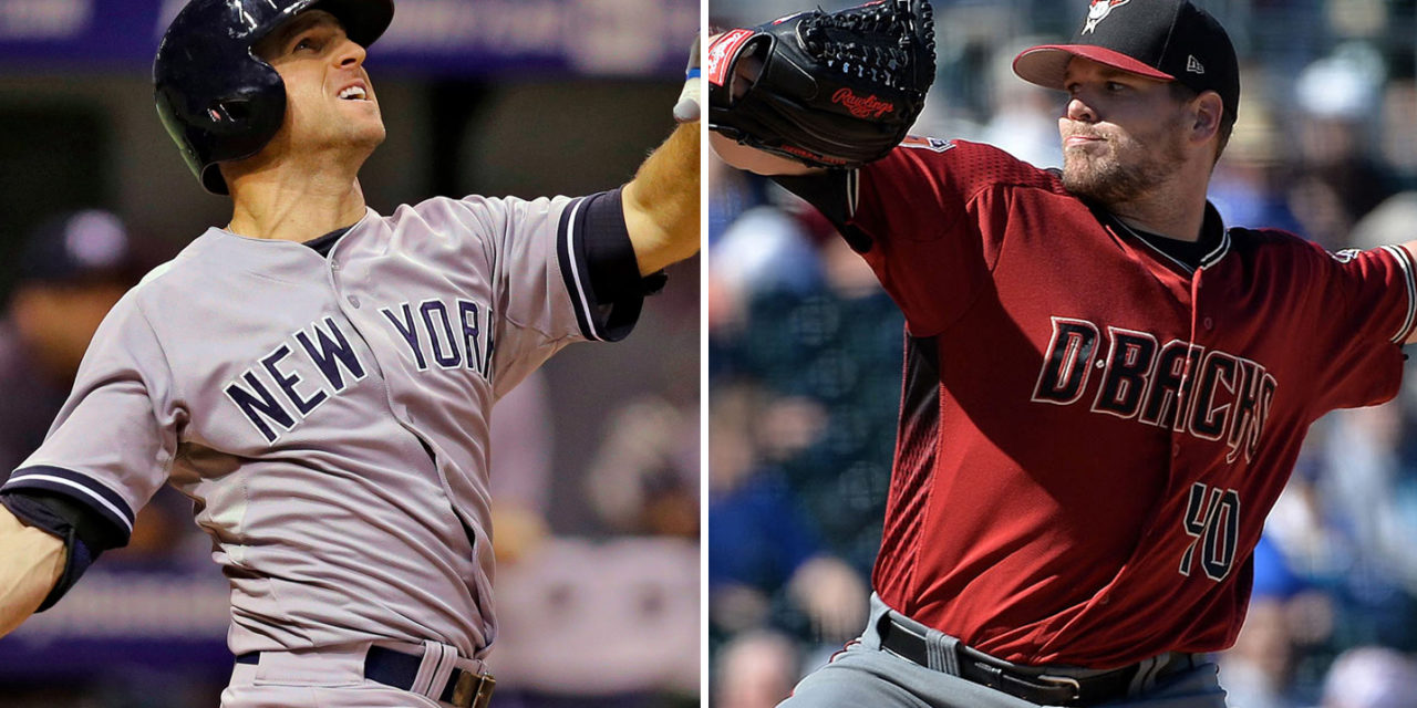 LET'S GET WEIRD: Yankees Brett Gardner for Andrew Chafin?