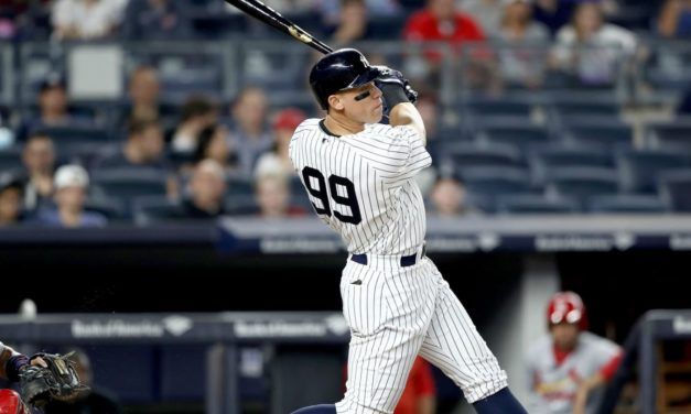 Yankees Aaron Judge: Should Your Best Hitter Hit Second in the Lineup?