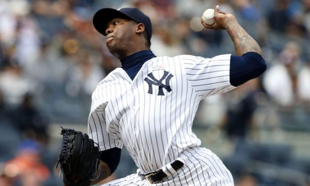 Fireballer Chapman and Yankees Pitchers Just Cant Miss Right with Pitch Locations